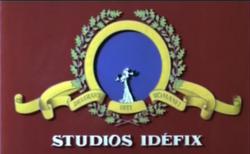 Studios Idéfix 1974 Logo