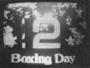 BBC2 Christmas ident 1973