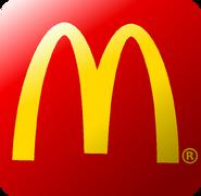 McDonald's logo 2014
