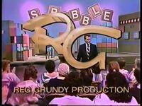 Reg Grundy 1987
