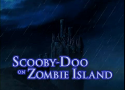 Scooby-Doo On Zombie Island title card