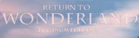 Return to wonderland logo