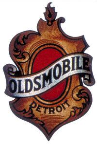 Oldsmobile logo 01-06