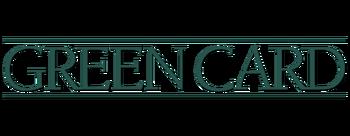 Green-card-movie-logo