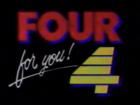 PTV4-LOGO-1989-FOUR-FOR-YOU