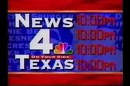 KJAC NBC 4 News 4 Texas open 1998 1