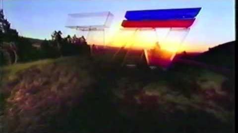 TVN - Imagen corporativa TVN 2001 - 2003