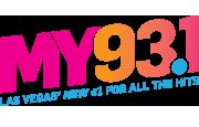 KPLV (My 93.1) logo 2014