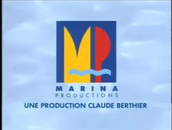 Marina Productions Logo