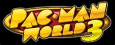 Pac man world 3 logo