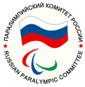 Russian Paralympic Committee logo