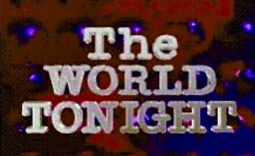 The World Tonight (1)