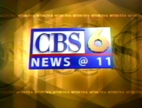 CBS6 News @ 11; WTVR-TV; May 8, 2007 (2)