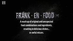 Frankenfood Definition 2
