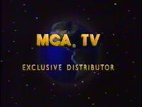MCA TV Early 1990