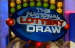 TheNationalLotteryDraw2000