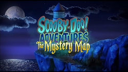 The Mystery Map title card