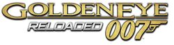 GoldenEye 007 Reloaded logo