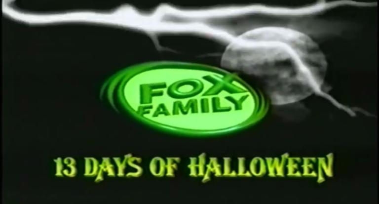 freeforms 13 nights of halloween logopedia fandom powered by wikia - 13 Night Of Halloween