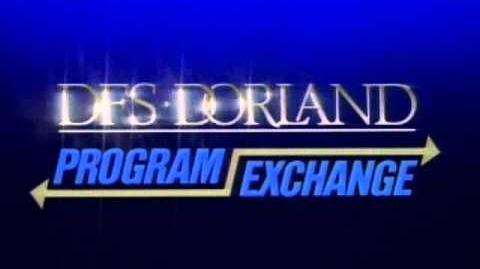 DFS-Dorland Program Exchange logo (1986)