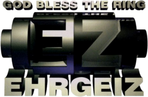 Ehrgeiz God Bless the Ring Logo