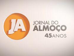 Jornal do Almoço 45 Anos