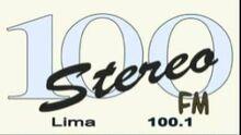 Stereo 100 Lima Peru