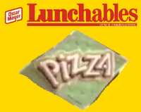 Lunchables Pizza 2003