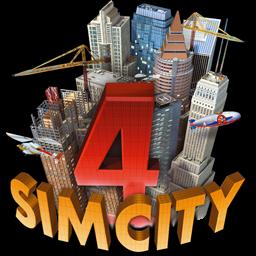 File:SimCity 4 logo.png