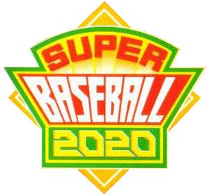 Super Baseball 2020 Logo