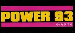 KITY 92.9 Power 93