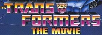Transformers the movie logo