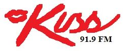 91.9 Kiss FM Bacolod in 1991
