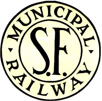 Sf muni old logo