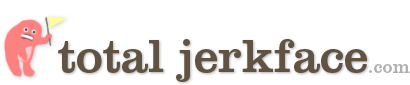 TotalJerkFace present logo