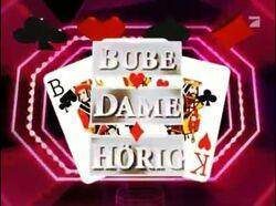 DGSM Bube Dame Horig