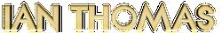 Ian Thomas logo 2013