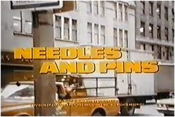 Needles and Pins title card 1973