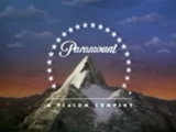 Paramount Pictures logo 1995 (videotaped version) -2