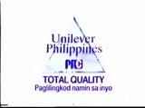 Unilever Philippines PRC 1993-1997 on screen logo