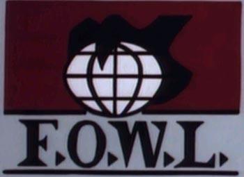 FOWL logo