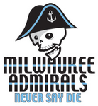 Milwaukee Admirals logo (with motto)