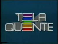 Tela Quente estreia 1988