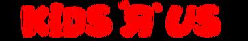 Kids R Us better logo