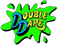 Double Dare splat logo
