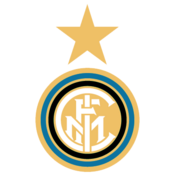 Inter Milan logo (one yellow star)