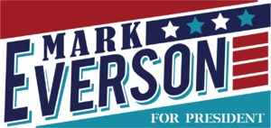 Mark Everson presidential campaign, 2016