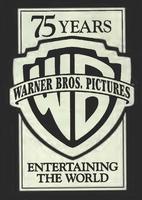 Warner Bros. logo 1998 75 Years