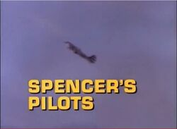 Spencer's Pilots