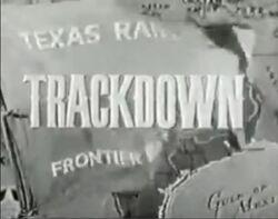 Trackdown Intertitle